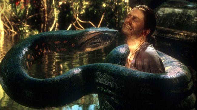 Trăn khổng lồ Anaconda - Anaconda