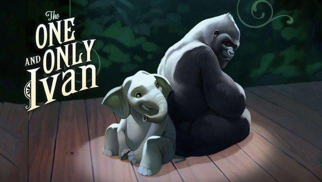 Angelina sẽ lồng tiếng cho nhân vật chú voi Stella