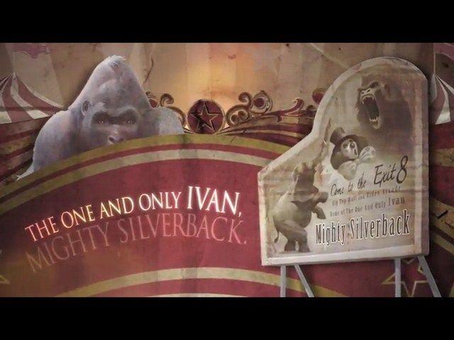The One and Only Ivan được chuyển thể từ cuốn truyện cùng tên