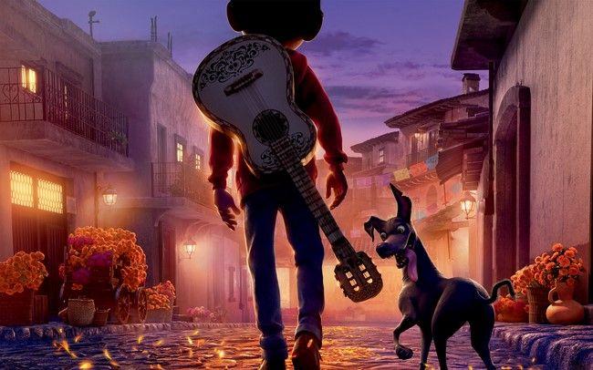 Coco là tác phẩm mới nhất đền từ Pixar