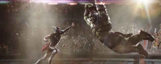 Thor: Ragnarok là bộ phim mãn nhãn với những pha hành động tuyệt đỉnh