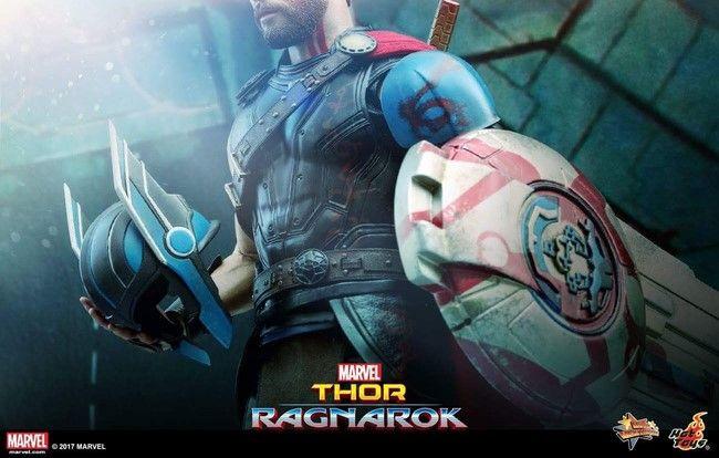 Disney và Marvel đang rất tự tin vào chất lượng của Thor: Ragnarok