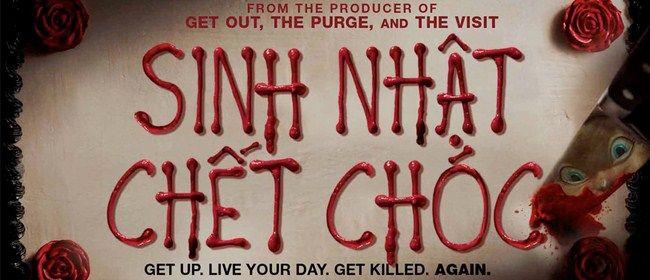 Happy Death Day sẽ dừng chân ở vị trí thứ 2