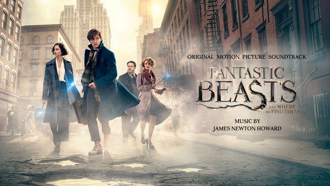 Fantastic Beasts là tiền truyện của Harry Potter