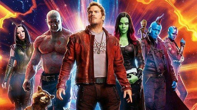 James Gunn đang tập trung hết sức để viết kịch bản cho Guardians of the Galaxy Vol. 3