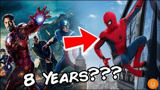Spider-Man: Homecoming khiến cho timeline của MCU trở nên hỗn loạn