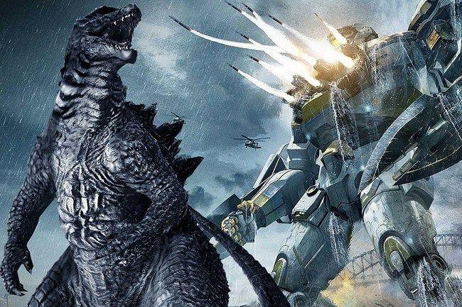 Các nhà sản xuất đang lên ý tưởng cho bộ phim kết hợp của Godzilla, Pacific Rim và Kong