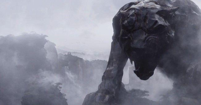 Black Panther là biểu tượng của Wankada