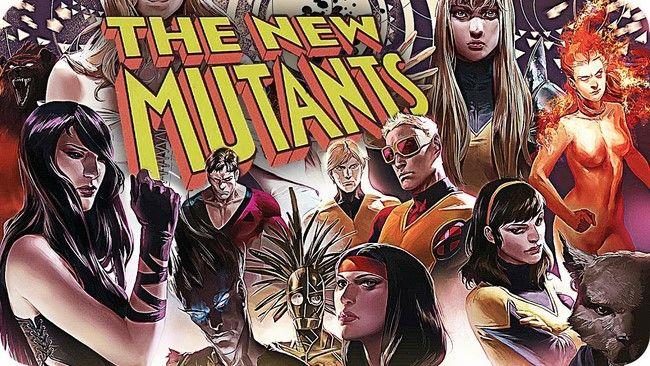 New Mutants là một nhóm tập hợp các dị nhân trẻ tuổi