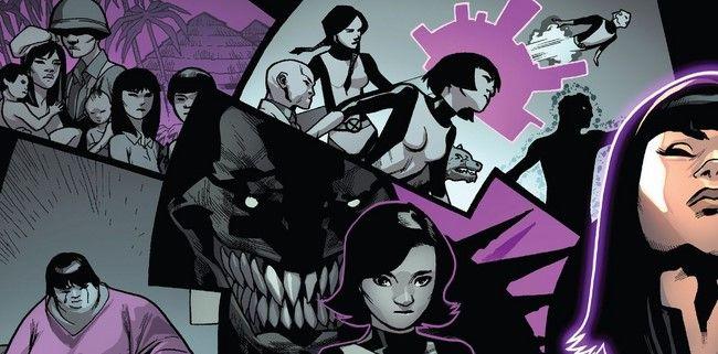 Hoặc New Mutants sẽ liên kết với Dark Phoenix qua các yếu tố vũ trụ