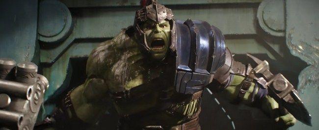 Hulk sẽ trở lại trong Thor: Ragnarok