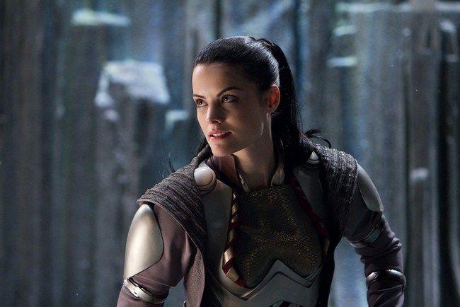 Jamie Alexander không hề xuất hiện trên phim trường Thor: Ragnarok