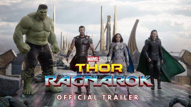Thor: Ragnarok là phần phim Thor hay nhất từ trước tới nay