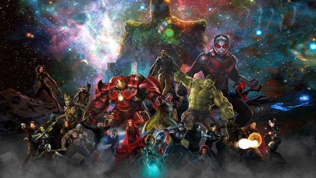 Trailer của Infinity War vẫn đang trong những bước cuối của quá trình chỉnh sửa