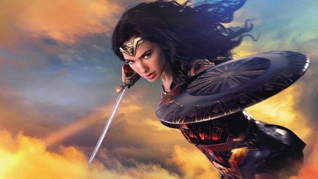 Wonder Woman là một trong những phim siêu anh hùng xuất sắc nhất của DC