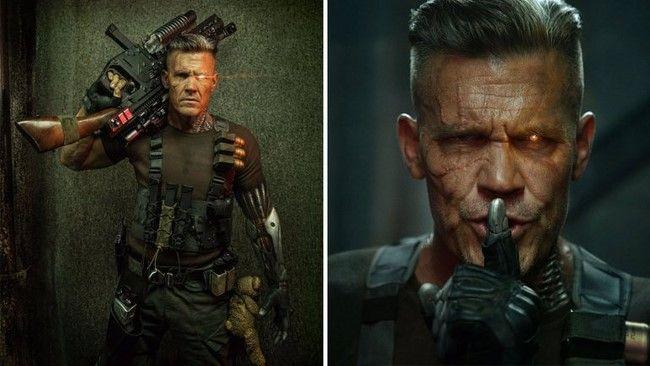 Josh Brolin sẽ thủ vai Cable trong Deadpool 2 và X-Force