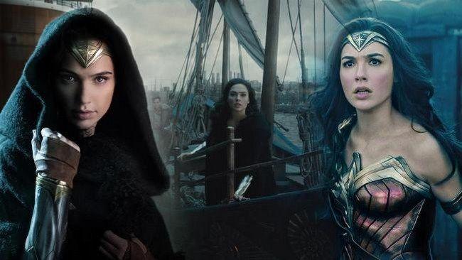 Quả thực Gal Gadot đã tạo ra hình tương Wonder Woman quá hoàn hảo