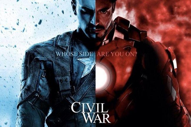 Biểu tượng của MCU: Captain America và Iron Man
