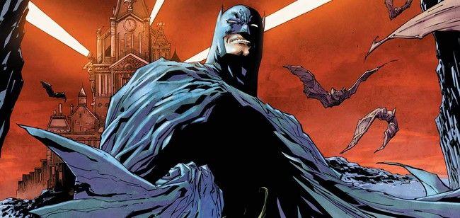 Batman mang nặng màu sắc của phim trinh thám