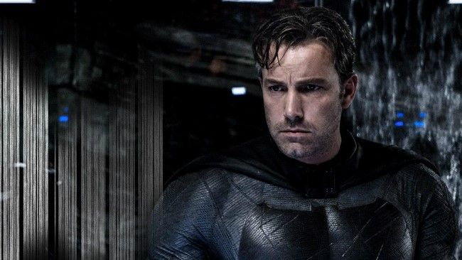 Ben Affleck đột ngột rời bỏ vị trí đạo diễn của Batman