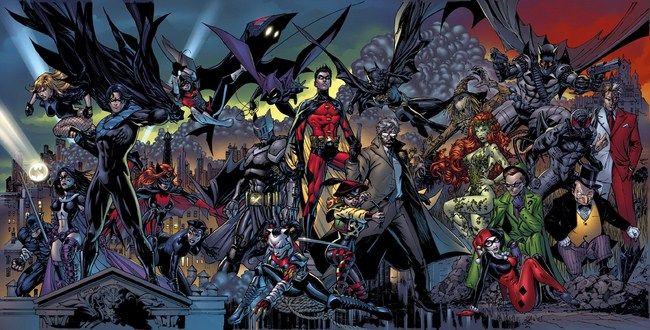 Có rất nhiều các nhân vật tiềm năng trong bộ truyện Batman mà các nhà làm phim có thể đưa lên màn ảnh rộng