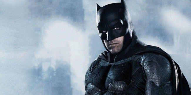 Ben Affleck rất yêu thích vai diễn Batman