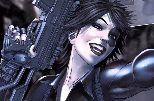 Domino có khả năng vô cùng đặc biệt giúp cô luôn có được vận may tuyệt đối