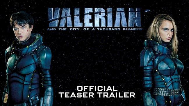 Valerian cũng chịu chung số phận với Spider-Man