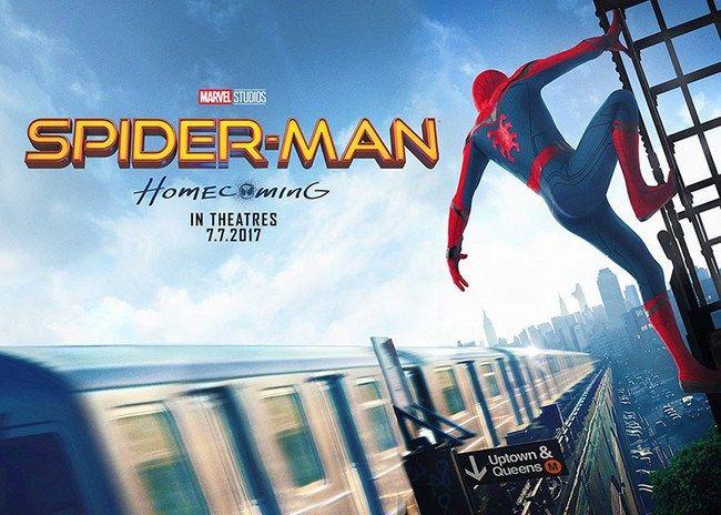 Spider-Man: Homecoming là một trong những phim hay nhất về Người Nhện