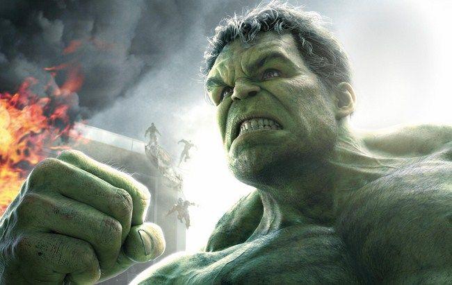 Mark Ruffalo đã xuất sắc hóa thân thành Hulk trong The Avengers