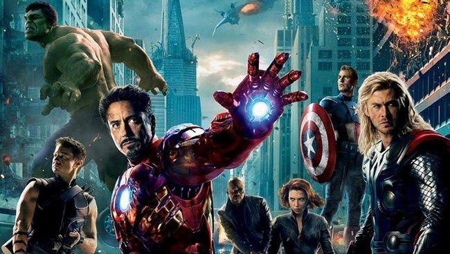 The Avengers là một bước đột phá của ngành công nghiệp điện ảnh
