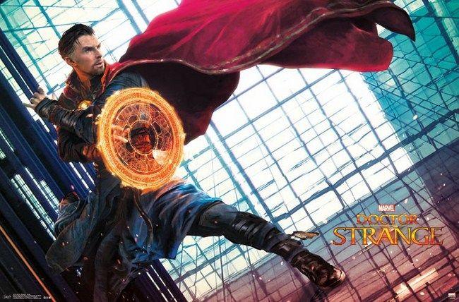 Doctor Strange đem đến một khía cạnh mới của MCU