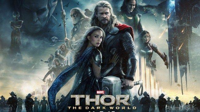 Thor 2 thiếu mọi yếu tố của một bộ phim hay
