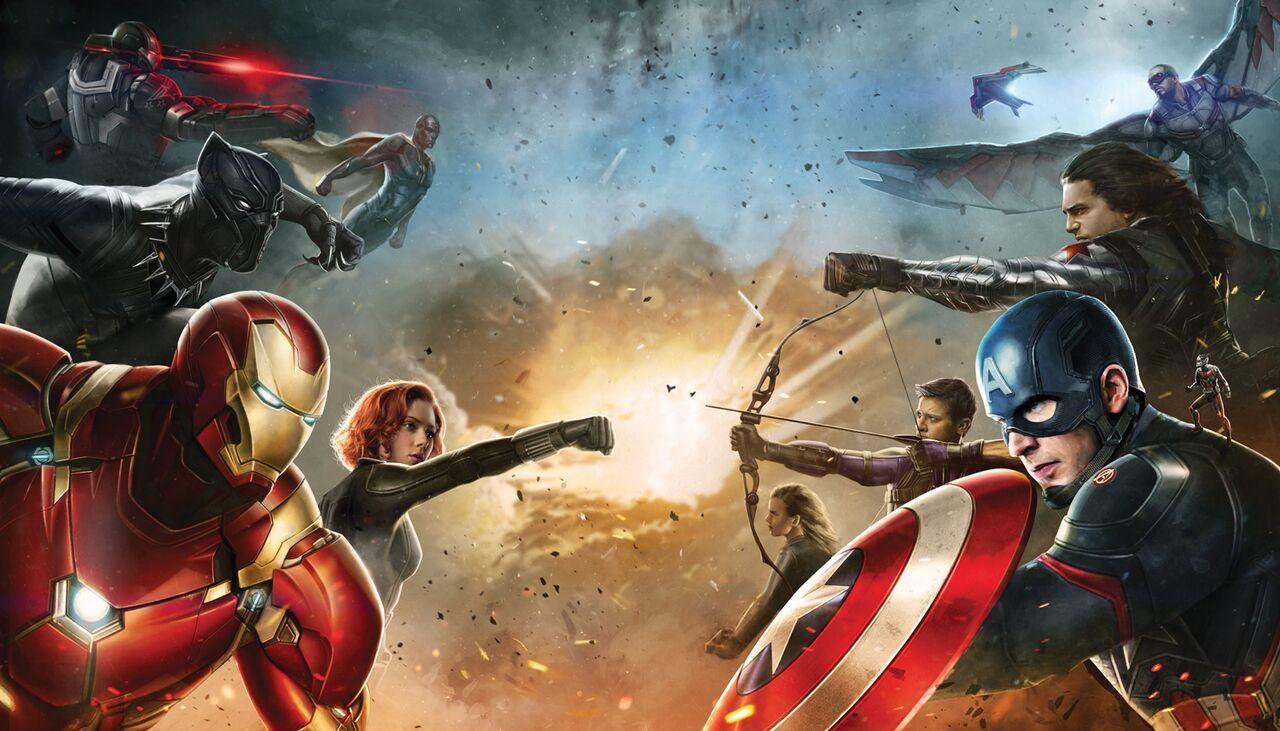 Civil War là một thử thách khó nhằn với bất cứ nhà làm phim nào