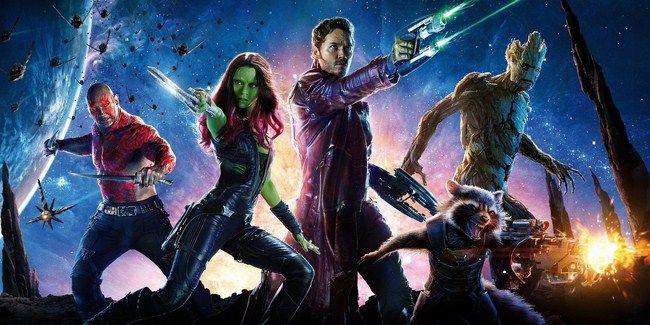 Guardian of the Galaxy nhận được vô số lời tán dương từ các chuyên gia