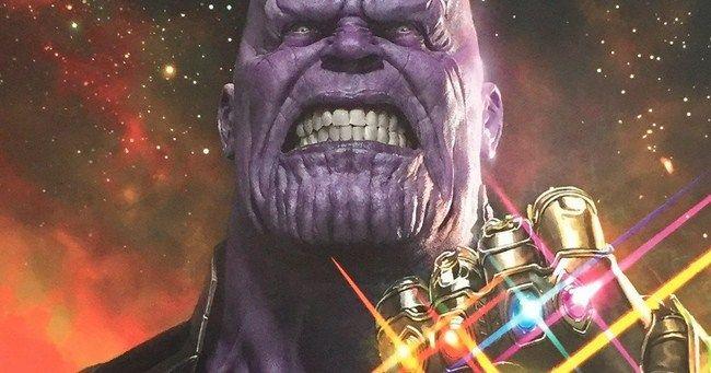 Thanos với sức mạnh khủng khiếp đe dọa tới sự an nguy của vũ trụ
