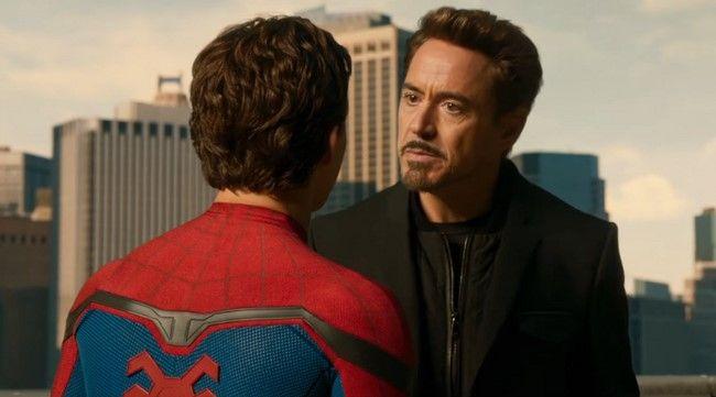 Tony Stark sẽ trở thành người hướng dẫn bất đắc dĩ cho Peter