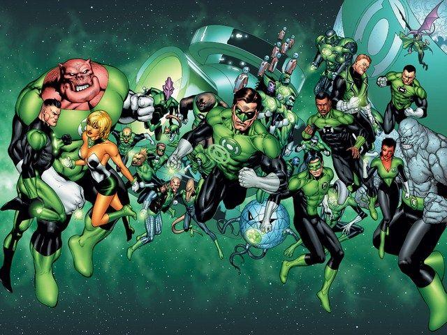Green Lantern Corp đang trong quá trình tìm diễn viên