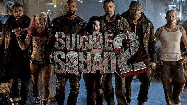 Suicide Squad 2 sẽ ra rạp vào năm 2019