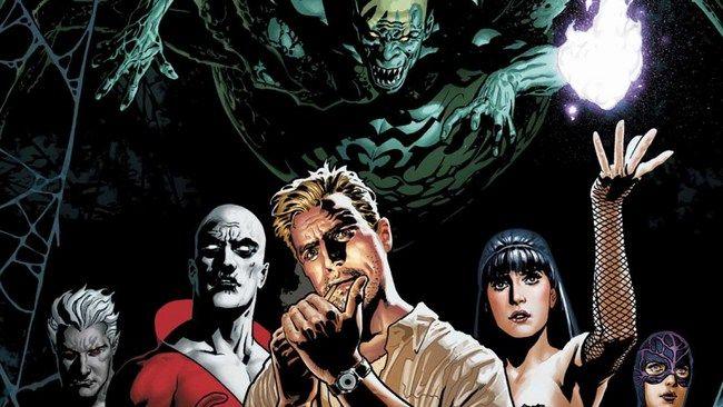 Justice League Dark sẽ ra mắt vào một ngày không xa