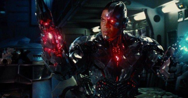 Cyborg sẽ ra rạp vào tháng 4 năm 2020