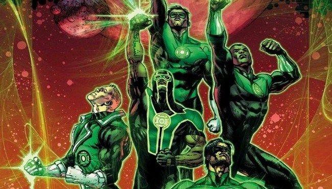 Green Lantern Corps se được phát hành vào tháng 7 năm 2020