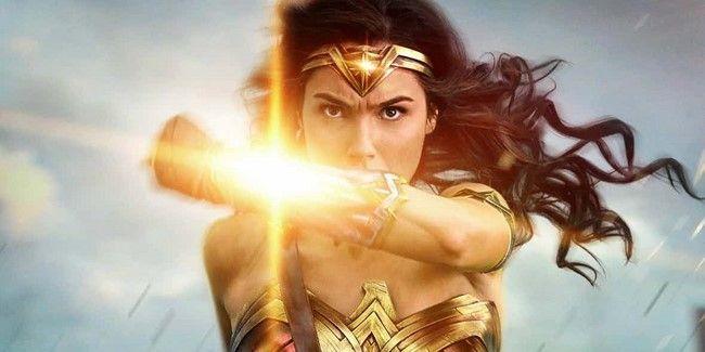 Wonder Woman với phong độ ổn định