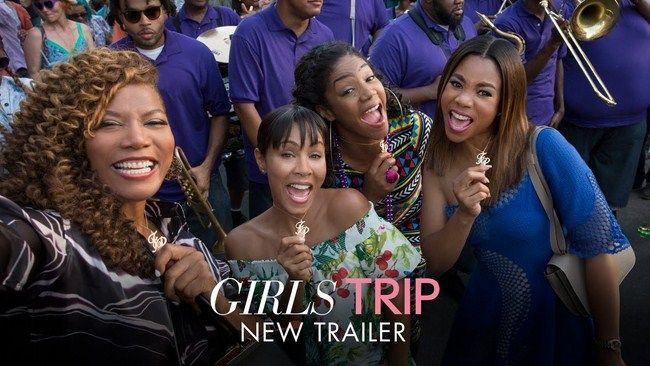 Girls Trip nhận được sự đánh giá cao của giới phê bình