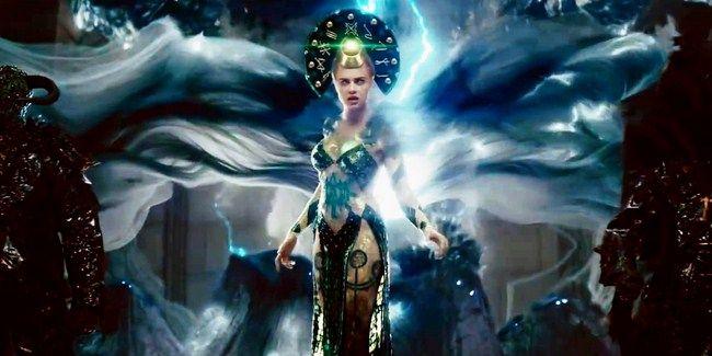 Enchantress là nhân vật có sức mạnh  vô cùng đáng sợ