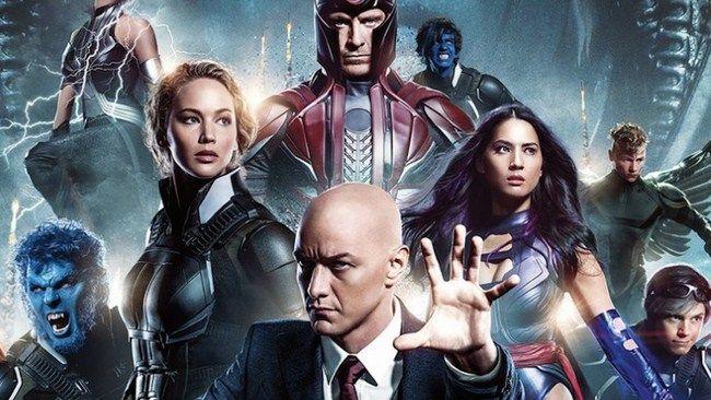 Hoặc đó sẽ là các phần phim X-Men tiếp theo