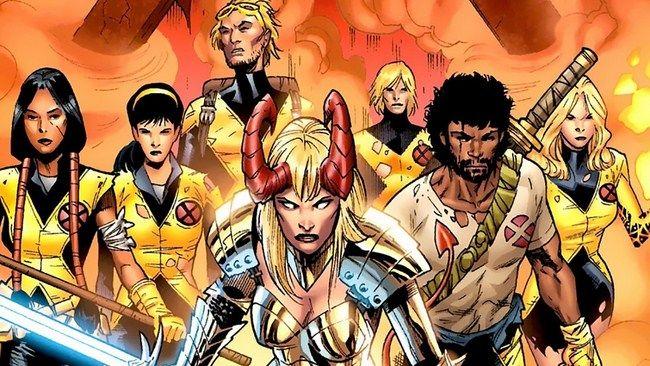 New Mutants 2 cũng là cái tên được nhắm đến