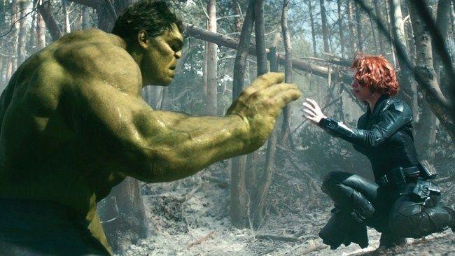 Liệu mối quan hệ giữa Hulk và Black Widow có tiếp tục phát triển trong Avengers: Infinity War?