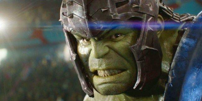 Hulk sẽ xuất hiện trong Thor: Ragnarok