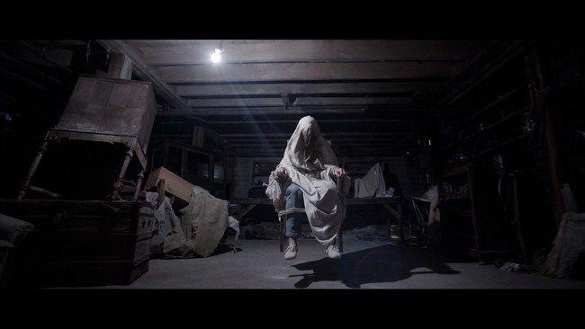 Một cảnh trong The Conjuring